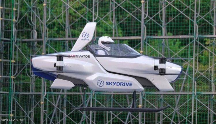 صورة الحلم يتحقق في اليابان.. فيديو مذهل للدراجة الطائرة
