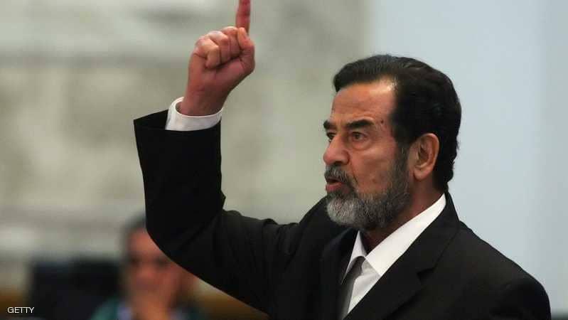 صورة ما الطعام الذي حمله صدام حسين إلى مخـ.ـبئه؟