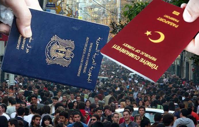 صورة رغم الوباء وصعوبة الإجراءات.. أخبار سارة للسوريين بشأن الجنسية التركية