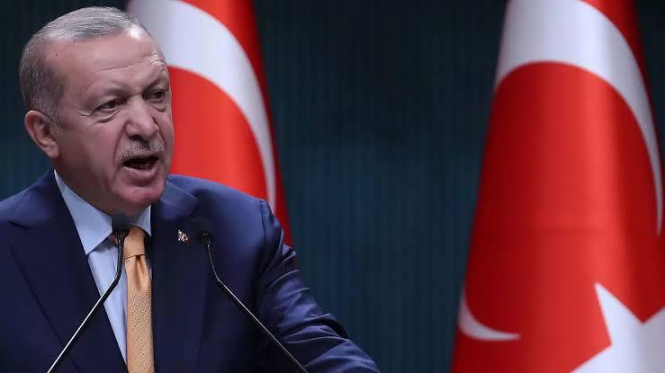 صورة تصريحات عاجلة ورسالة هامة للرئيس أردوغان بعد انفـ.ـجـ.ـار هاتاي