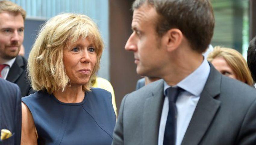 """صورة كيف عشقت المعلمة تلميذها بالمدرسة وصنعته رئيساً لفرنسا و """"زوج الست""""!!"""