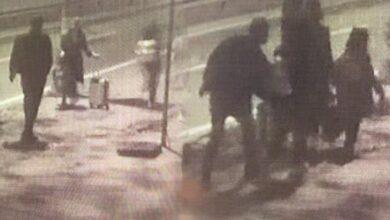 صورة ضجت بها تركيا.. شاهد بالفيديو كيف تحـ.ـرش شخص بطفـ.ـلة أوكرانية في إسطنبول