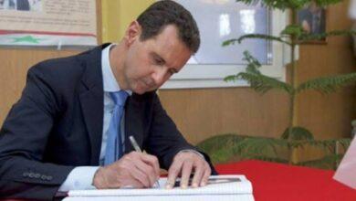 صورة أوروبا :  بشار الأسد باق حتى هذا التاريخ