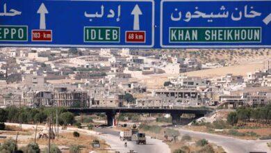 صورة صحيفة أمريكية :  أهالي إدلب يواجهون رعـ.ـبًا جديدًا.. وتكشف عن خبر غير سار