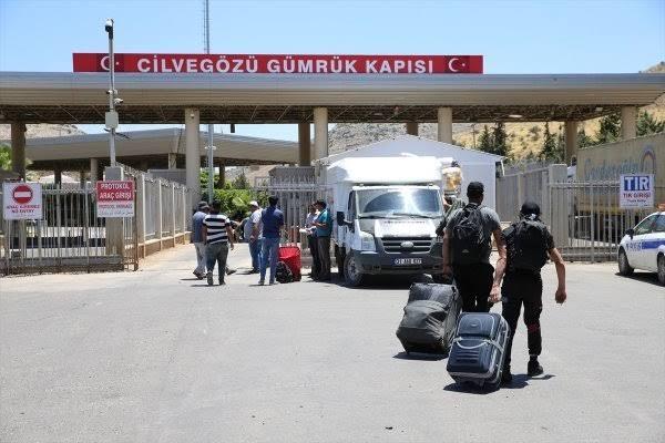 صورة بيان عاجل من معبر باب السلامة بشأن عودة السوريين من سوريا إلى تركيا والكشف عن التواقيت