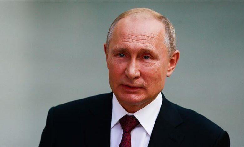 صورة استقالة بوتين.. مـ.رض خـ.ـطير يضـ.ــرب الرئيس الروسي.. والوضع خارج السـيطرة