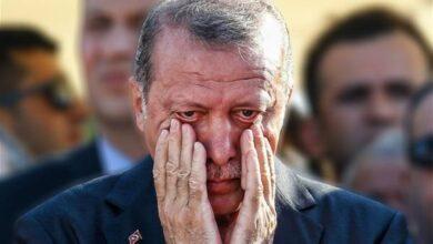 صورة الحزن يخيم على الرئيس التركي……وفاة ابن شقيق الرئيس أردوغان