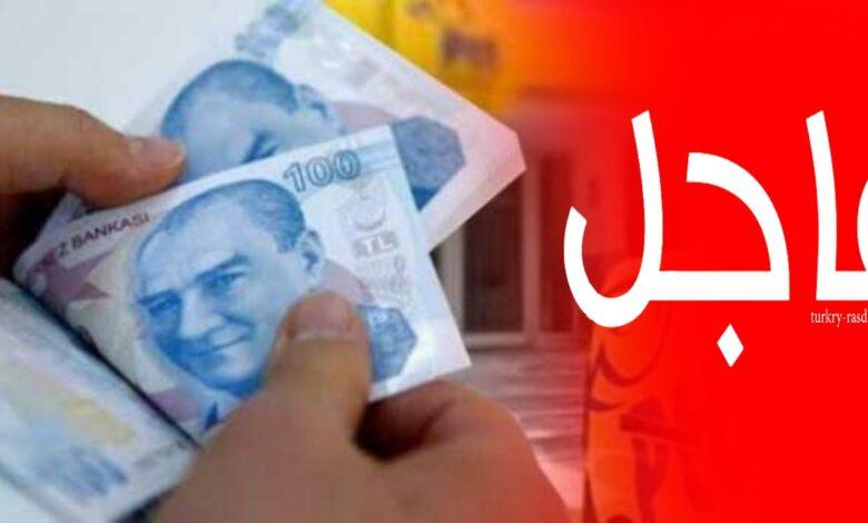 صورة تشمل سوريين..الحكومة التركية تطلق رابطاً وتكشف عن خبرٍ سار بمايخص المساعدات الماليةE_DEVLET الف