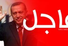 صورة الرئيس التركي……يزف بشرى سارة مع قدوم العام الجديد