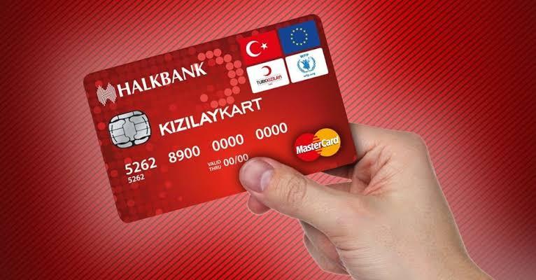 صورة عاجل : تحذير هام للسوريين الحاصلين على كرت المساعدات المالي من الهلال الأحمر