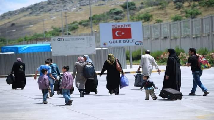 صورة بيان عاجل من إدارة الهجرة والجوازات التركية بما يتعلق بفتح إجازات العيد للسوريين