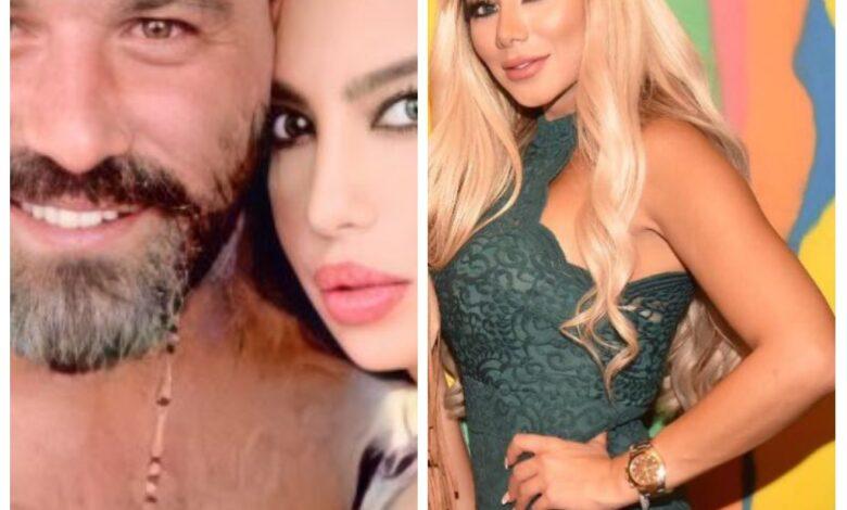 """صورة """" الرجال كالـ.ـوباء يجب التعايش معهم"""" زوجة يزن السيد تُعلق على صوراً جمعت زوجها مع المُمثلة رنا أبيض"""