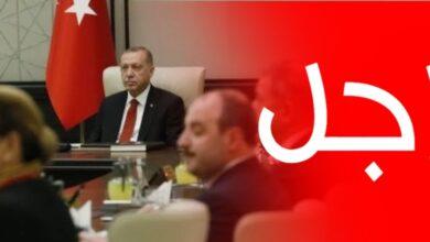 صورة قرار عاجل من الحكومة التركية يدخل حيز التنفيذ