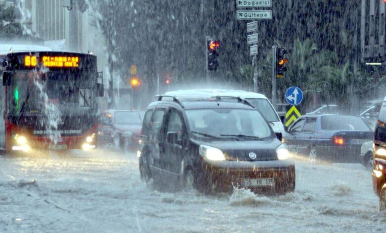 صورة عاجل : الأرصاد الجوية تدق ناقوس الخطر بإنذار أحمر وتطالب سكان هذه الولاية بالذهاب إلى المنازل