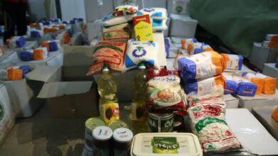 صورة تشمل السوررين والعرب.. بلدية تركية تبدأ بتوزيع سلل غذائية  وتخصص رقم للتسجيل عليها