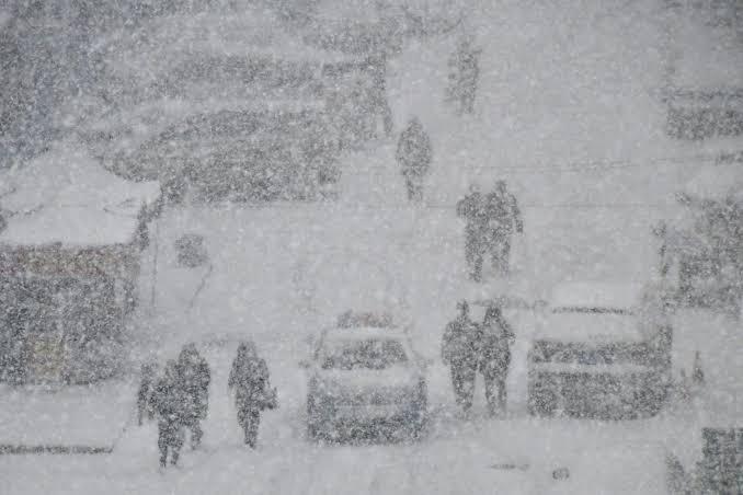 صورة عاجل : الأرصاد الجوية التركية تحذر من تساقط ثلوج كثيفة في هذه الولايات