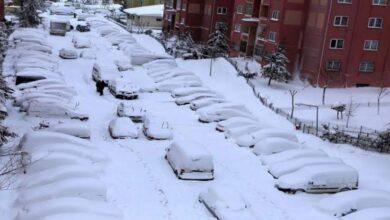 صورة استعدوا ياسكان تركيا.. انخفاض كبير في درجات الحرارة مع تساقط الأمطار والثلوج اعتباراً من هذا التاريخ