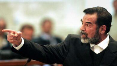 صورة رغد صـ.ـدام حسين تكشف لماذا لم تشاهد لحظة إعـ.ـدام والدها حتى اليوم؟ (فيديو)