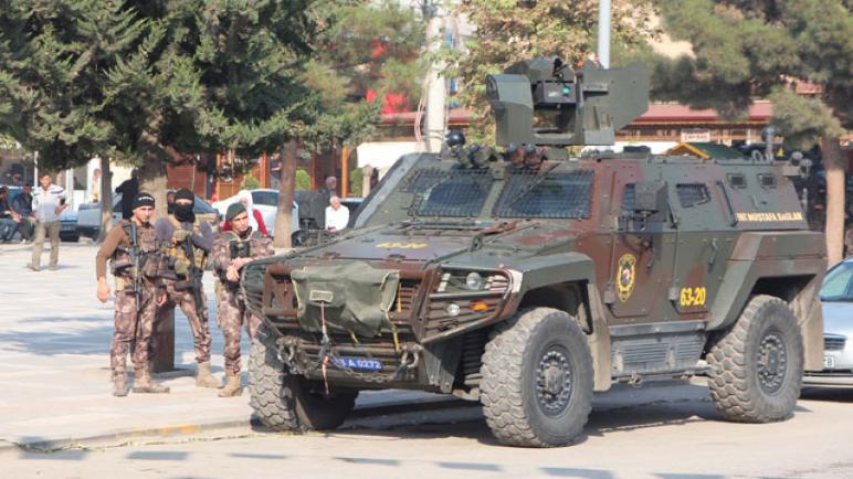 صورة عاجل: ولاية تركية تفرض محظورات جديدة وعاجلة