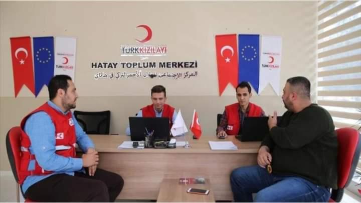صورة خبر سار : الهلال الأحمر يعلن عن تسهيلات جديدة لخدمة السوريين في تركيا