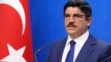 """صورة مستشار أردوغان """"ياسين اقطاي """" يزف بشرى سارة لجميع السوريين في تركيا"""