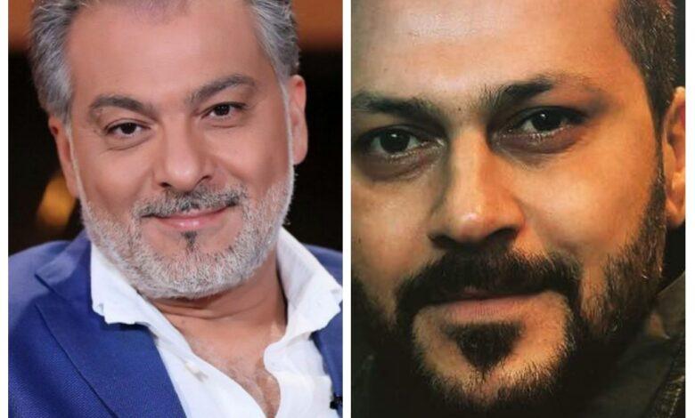 """صورة الفنان"""" وائل شرف"""" يكشف عن سبب خلافه مع الراحل """" حاتم علي"""" ويعلن سبب عدم التعزية به"""