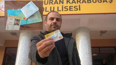 صورة خبر سار من مركز الptt للسوريين الذين لم يحصلوا على مساعدة 1000 ليرة تركية حتى الان