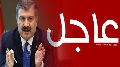 صورة وزير الصحة التركي يكشف عن الولايات العشرة الأعلى والأقل اصـ.ـابات خلال الاسبوع الأخير