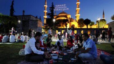 صورة الشؤون الدينية التركية تكشف موعد عن شهر رمضان المبارك في تركيا لعام (2021)
