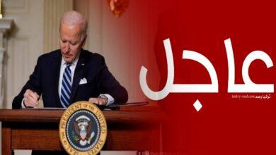 صورة من أصل سوري.. لأول مـ.رة الرئيس الأمريكي يصدر قرارا غير مسبوق في البيت الأبيض