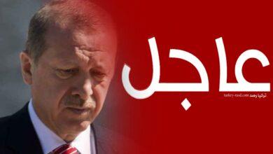 صورة الحزين يخيم على الرئيس أردوغان ورسالة عاجلة لوزير الداخلية