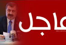 صورة عاجل: وزير الصحة التركي: سنخلع أقنعتنا في