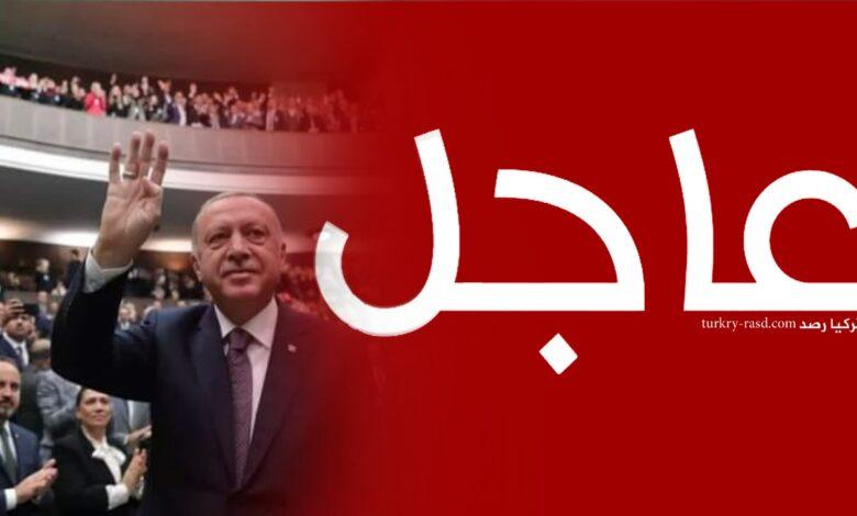 صورة بمشاركة أردوغان حدث كبير في ولاية كلس الحدودية مع سوريا (صورة)