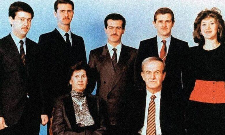 صورة هـ.ـربت من باسل وتزوجته سراً.. وانتـ.ـقمت من رفعت الأسد أشد انتـ.ـقام.. قصة زواج بشرى الأسد وآصف شوكت المدفونة