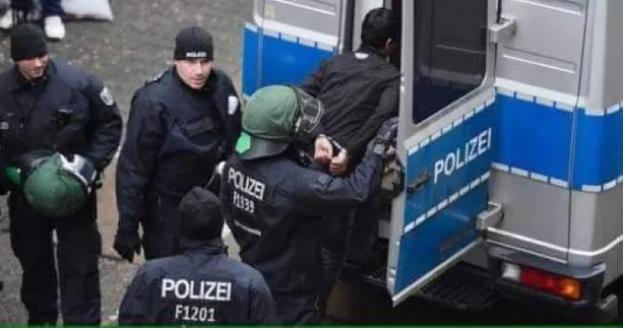 صورة سوري ينفذ جـ.ـريـ.ـمة لا تُعقل في ألمانيا ويفر إلى تركيا وهناك كانت المفاجئة