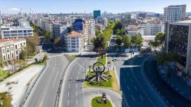 صورة الخبر الذي لايتمناه أحد..اقتراح بفرض حظر تجول لمدة (15)يوم في( 5) ولايات تركية