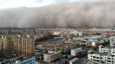 صورة إحذرو.. تلوث هواء عالي الخـ.ـ طورة قادم إلى (8) ولايات في هذا التوقيت … تحذير  عاجل من الأرصاد الجوية التركية