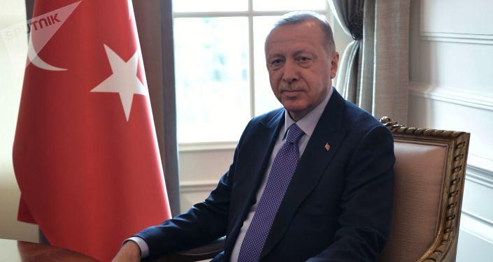 صورة عاجل: الرئيس أردوغان: جمهورية تركيا ستكون معكم دائما