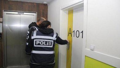 صورة لهذا السبب .. الشرطة التركية تبدأ عملية تفتيش للمنازل في  هذه الولاية التركية