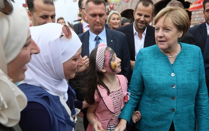 صورة بقرار حكومي رسمي هو الأول.. ألمانيا تفتح أبواب جـ.ـنتها للاجئين السوريين- إليكم التفاصيل الكاملة