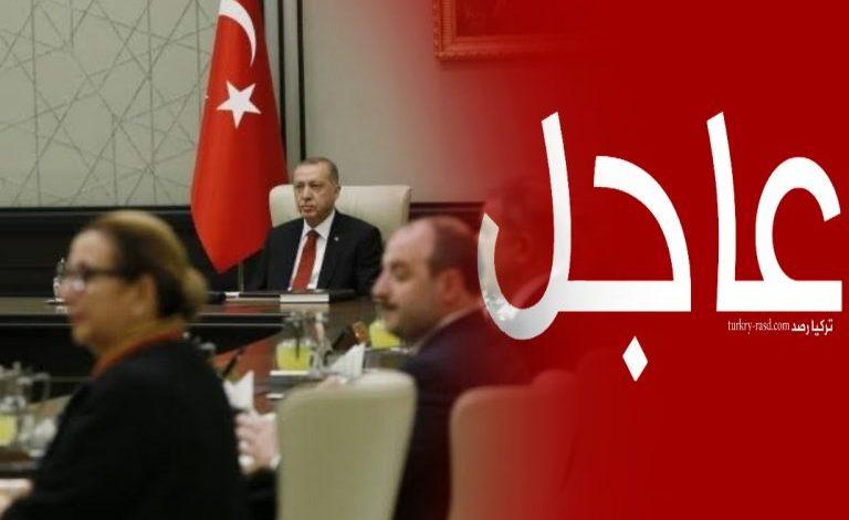 صورة هل ستكون هناك محظورات جديدة ..اجتماع هام لمجلس الوزراء الرئاسي التركي يوم الثلاثاء وهذه أبرز التسريبات!!