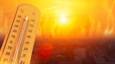 صورة عاجل : الأرصاد الجوية التركية تحذر: ارتفاع كبير في درجات الحرارة في هـ.ـذه المناطق