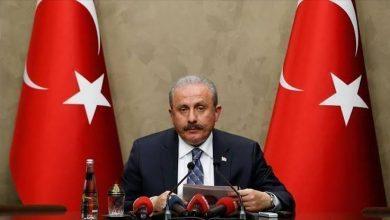صورة تصريح هام وعاجل لرئيس البرلمان التركي بشأن السوريين في تركيا