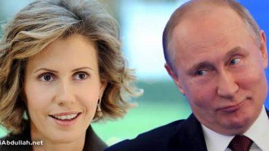 صورة بالتنسيق مع روسيا..أسماء الأسد تتحرك ضد إيران وتقوم بإجراء في دمشق