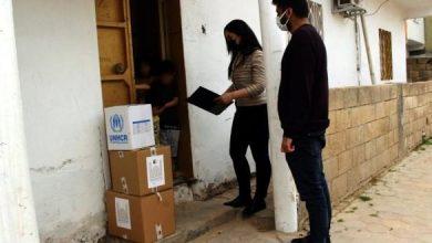 صورة حاكم تركي يصدر تعليمات عاجلة بتوزيع مواد غذائية وتتظيفات على السوريين المحتاجين