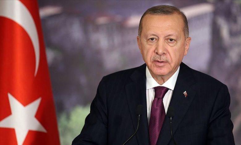 صورة الرئيس أردوغان يزف بشرى سارة ستبدأ بعد العيد