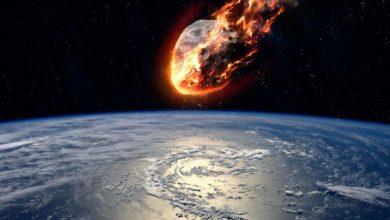 """صورة سيناريو.. علماء يحاولون وقف كويكب يتجه نحو الأرض والنتيجة """"تدمـ.ـير أوروبا ودولة عربية"""" (خريطة)"""