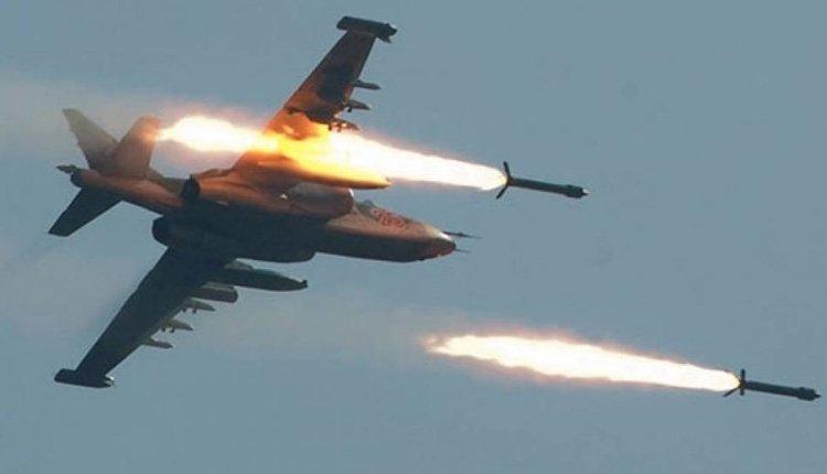 صورة دولة عظمى تستعد لضـ.ـرب سوريا.. 8 طائرات حـ.ـربية تتحرك