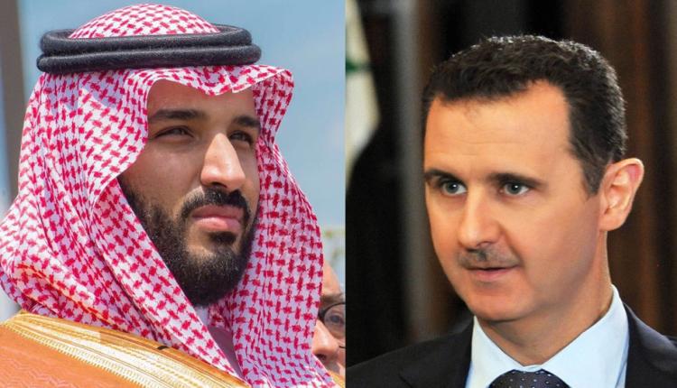 صورة بعد الحديث عن تطبيع العلاقات مع نظام الأسد .. السعودية تعلن قراراً يخص سوريا