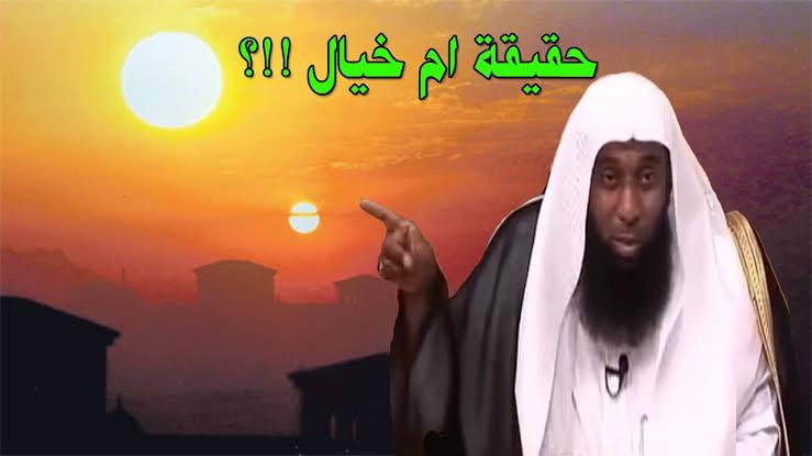 صورة معجزة تحدث في أول ليلة في رمضان.. فيديو